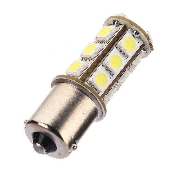 Car 1156 BA15S 18 SMD 5050 LED Tail Brake Interior Light Bulb 12V