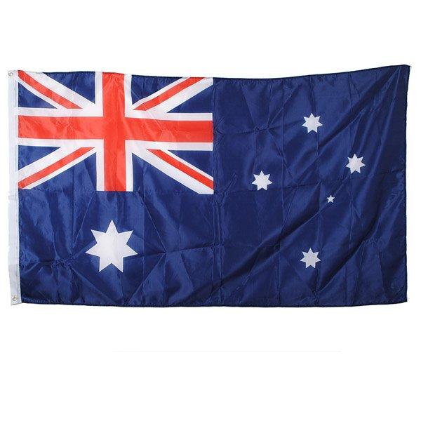 Australia Large National Flag 5 X 3FT