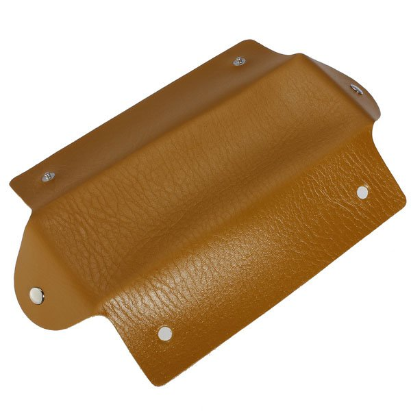 Colorful Soft PU Leather Foldable Pencil Case