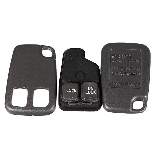 2 Button Remote Key Case for VOLVO S70 V70 C70 S40 V40 XC90 XC70