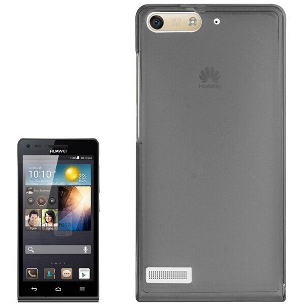 Translucent Frosted TPU Case Cover for Huawei Ascend G6