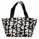 Lunch Box Picnic Dining Shopping Travel Tote Bag Purse Zipper Handbag