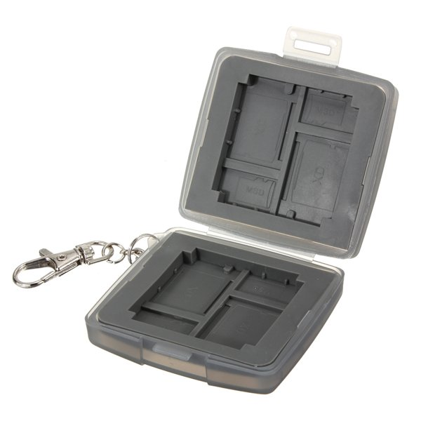 Anti-shock Waterproof Memory Card Case Box Holder Storage
