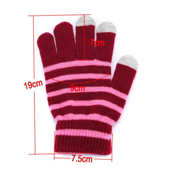 Capacitive Touch Screen Hand Warmer Gloves For iPad iPhone Tablet