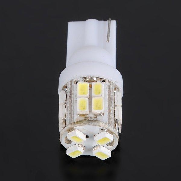 T10 W5W 194 Car White 20 SMD LED Side Light Bulb 12V