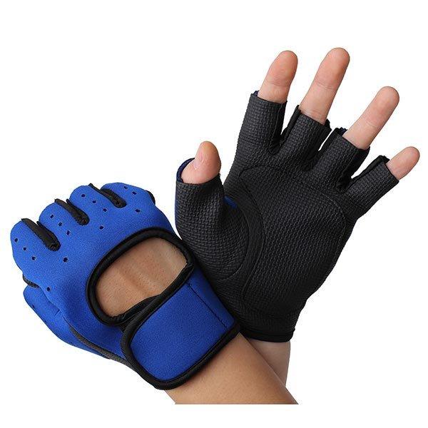 Sport Gloves Gym Weight Lifting Anti Slip Gloves