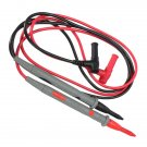 1 Pair 1000V 20A Banana Universal Multimeter Test Probe Leads Cable