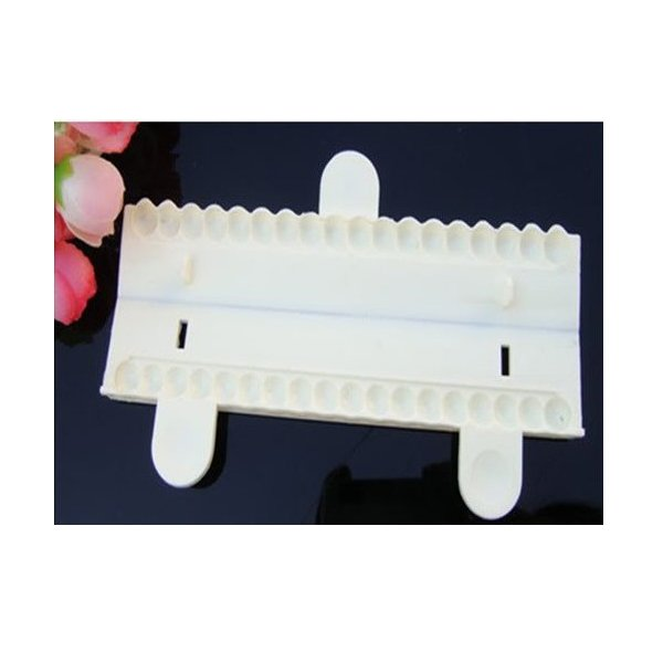 Bead Cutter Pearl Fondant Cake Decorating Mould