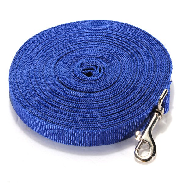 3m Pet Dog Cat Pure Color Pet Leash Simple Durable Dog Leash