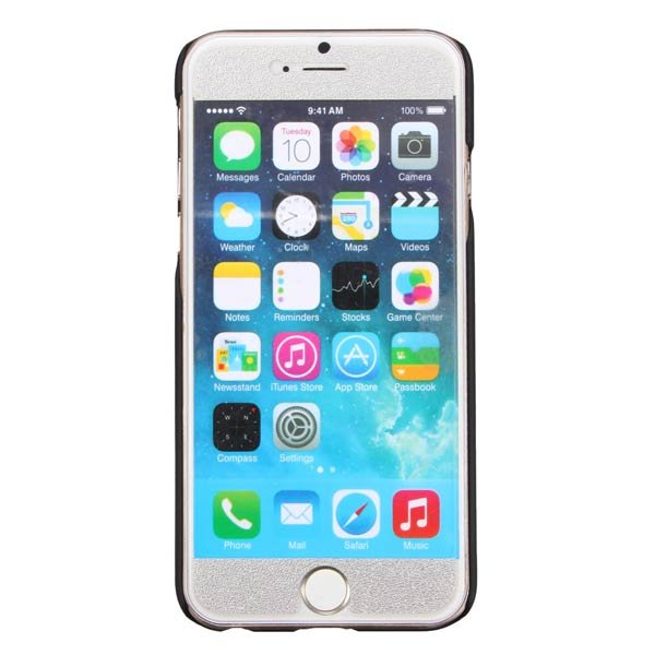 Metal Aluminum Brushed PC Hard Back Case Cover Skin For iPhone 6