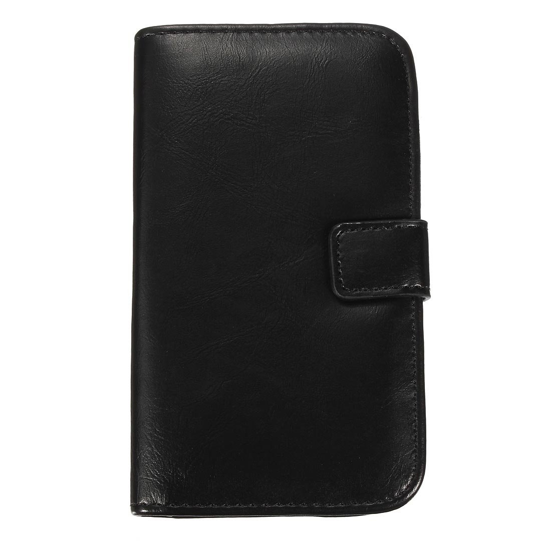 Crazy Horse Line PU Leather Case For Samsung Galaxy S5