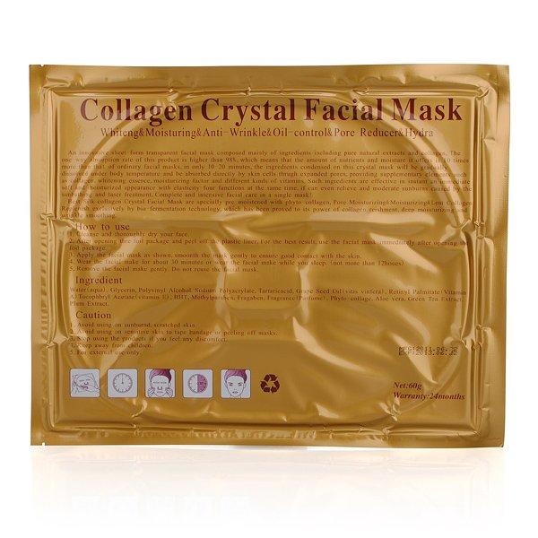 Collagen Crystal Facial Mask Deep Moisture Anti Aging