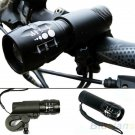 CREE Q5 240Lumens 3Modes Outdoor Bicycle EDC LED Flashlight
