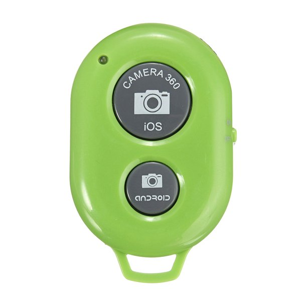 Self-timer Ajustable Baton Remote Shutter Camera Bluetooth Controller For IOS iPhone Samsung HTC