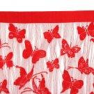 Butterfly String Curtain Tassel Drape For Wall Vestibule Door Window