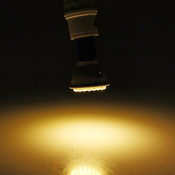 E14 1.5-2.5W 38 LED Warm White LED Spot Light Lamp Bulb 110-240V