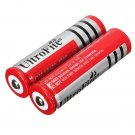 1 PCS UltroFite 18650 Rechargeable Li-ion Battery 4200mah