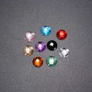 9 x Diamond Home Button Stickers Paster For iPhone iPad iPod