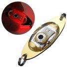 LED Light Bait Deep Drop Underwater Flashing Lamp Metal Light Bait