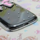 Bow Knot Diamond Crystal Hard Case Cover For Samsung Galaxy S3 i9300