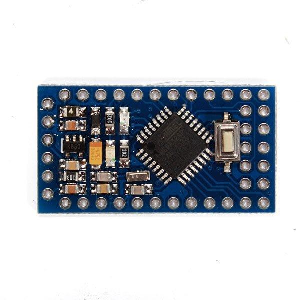 5V 16M Pro Mini Microcontroller Board Improved AtMega328P 328