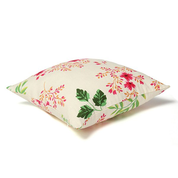 Rural Style Colorful Flowers Pillow Case Sofa Decor Cushion Cover