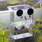 Aquarium Fish Breeding Hatchery Young Fish Incubator Isolation Box