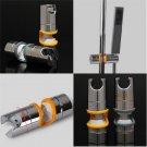 Replacement 22-25mm Shower Rail Head Slider Holder Adjustable Bracket