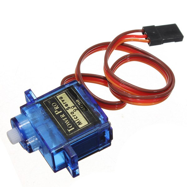 TowerPro SG90 Mini Gear Micro Servo 9g For RC Airplane Helicopter