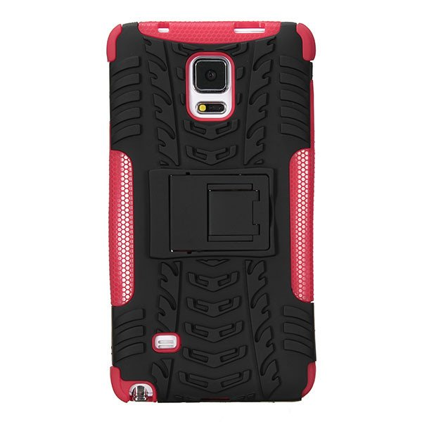 Armor Robot Hybrid PC+TPU Case Stand For Samsung Galaxy Note 4 N9100