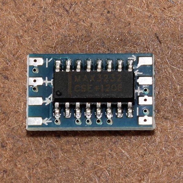 Serial Port Mini RS232 To TTL Converter Module Board Adapter