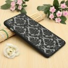 Rubberized Damask Vintage Pattern Case For iPhone 6 Plus