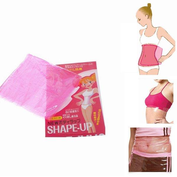 Sauna Body Slim Waist Spa Leg Thigh Wrap Slimming Belt Fat Burn