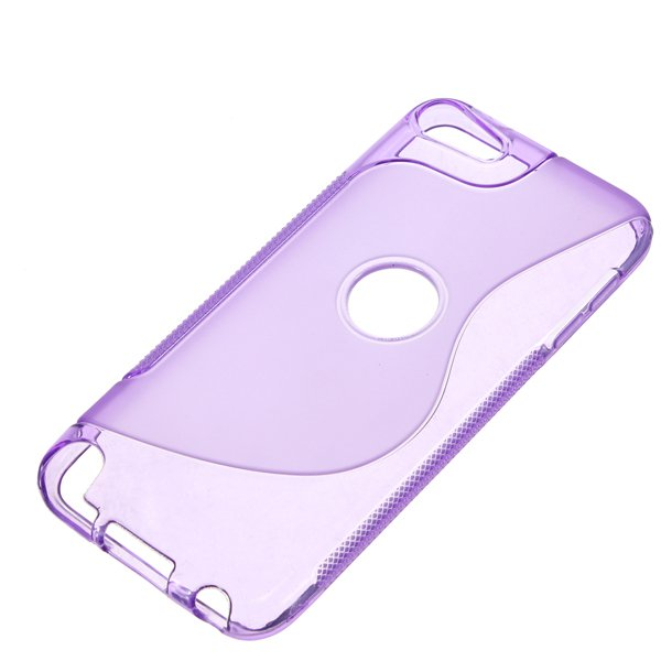 Apple iPod Touch 5 S-Line Wave Gel TPU Case Cover Protector 5 Colors