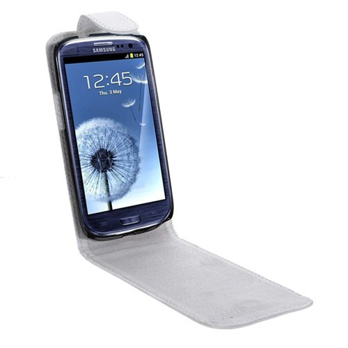 Flip PU Leather Case Skin Cover Pouch For Samsung Galaxy S3 SIII i9300