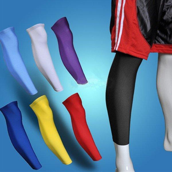 Knee Pad Calf Support Sport Basketball Leg Sleeve