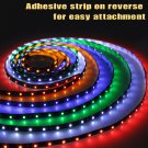 120cm 60 LED Flexible Neon Strip Light Car Van 12V New