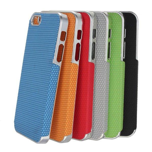 Football Net Snap-on Slim Back Hard Case Cover Skin For iPhone 5 5G 5S