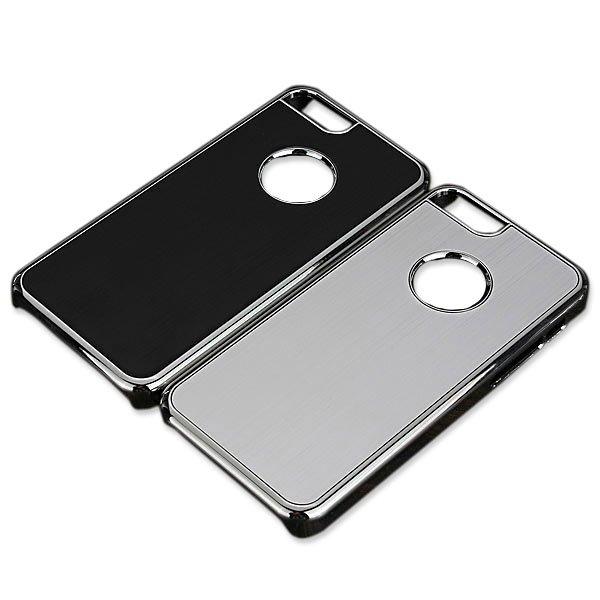 Brushed Matte Aluminum Metal Chrome Hard Back Case For iPhone 5C