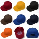 Fashion Hats Hip-Hop Dance Baseball Cap 7 Colors
