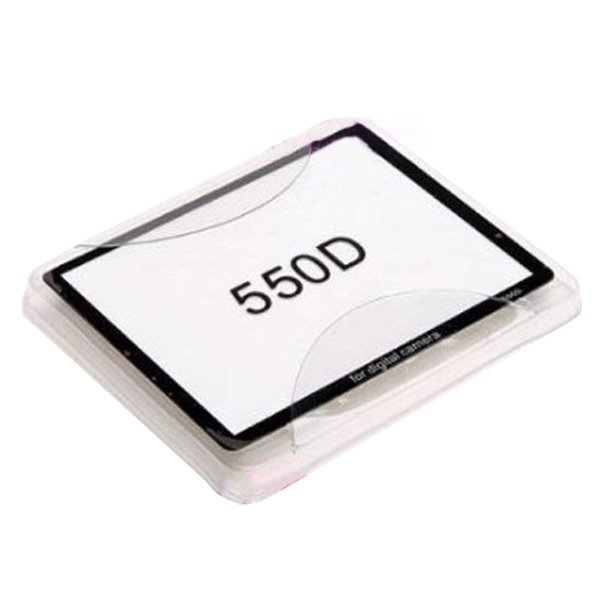 GGS HARD GLASS LCD Protector For Canon EOS 550D DSLR