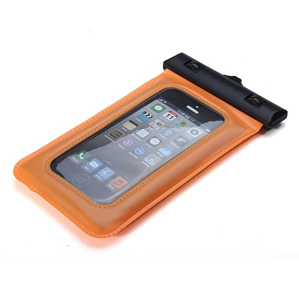 Waterproof Protector TPU Case Bag Dry Pouch for iPhone 5 4S