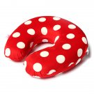 U Shaped Travel Neck Cushion Headrest Office Nap Pillow