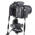 SB800 SB900 580EX II Vidicon Flash Mini Ball Head For Camera Tripod