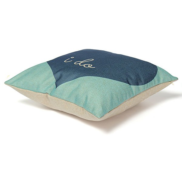 Love Heart Throw Pillow Case Cushion Cover Home Decor Wedding Gift