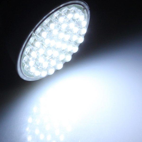 E14 1.5W Pure White 38 LED Energy Saving Spot Light Lamp Bulb 220V