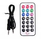 Car Kit Wireless MP3 Player Audio FM Transmitter USB SD MMC Slot Remote