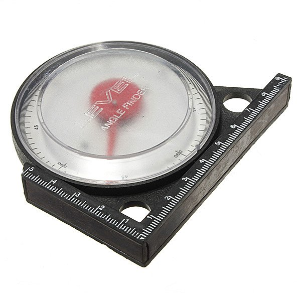 Angle Gauge Inclinometer Measure Finder with Roofing Scaffolding