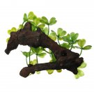 Plastic Plants Grass Aquarium Artificial Fish Tank Decoration