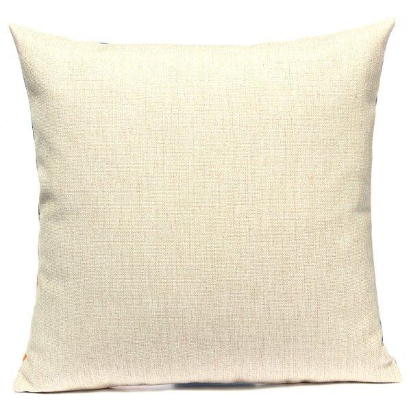 Linen Cotton Animal Series Pillow Case Home Decor Cushion Cover